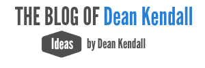 Dean Kendall Web Marketing Blog